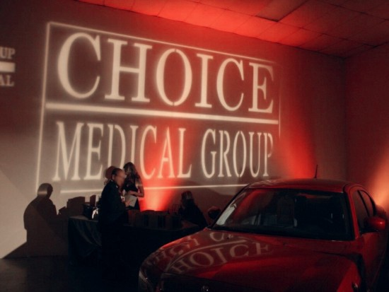Proyección Choice Medical Group